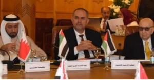 التلهوني يشارك في الدورة الخامسة والثلاثين لمجلس وزراء العدل العرب