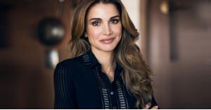 الملكة رانيا للملك: كم نحن محظوظون بك