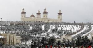 حقيقة تساقط الثلوج في المملكة يوم الأربعاء القادم