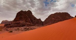 الكوكب الأحمر في الأردن