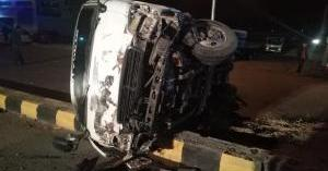 وفاة سيدة فرنسية واصابة فرنسي آخرين وأردني بحادث في مادبا