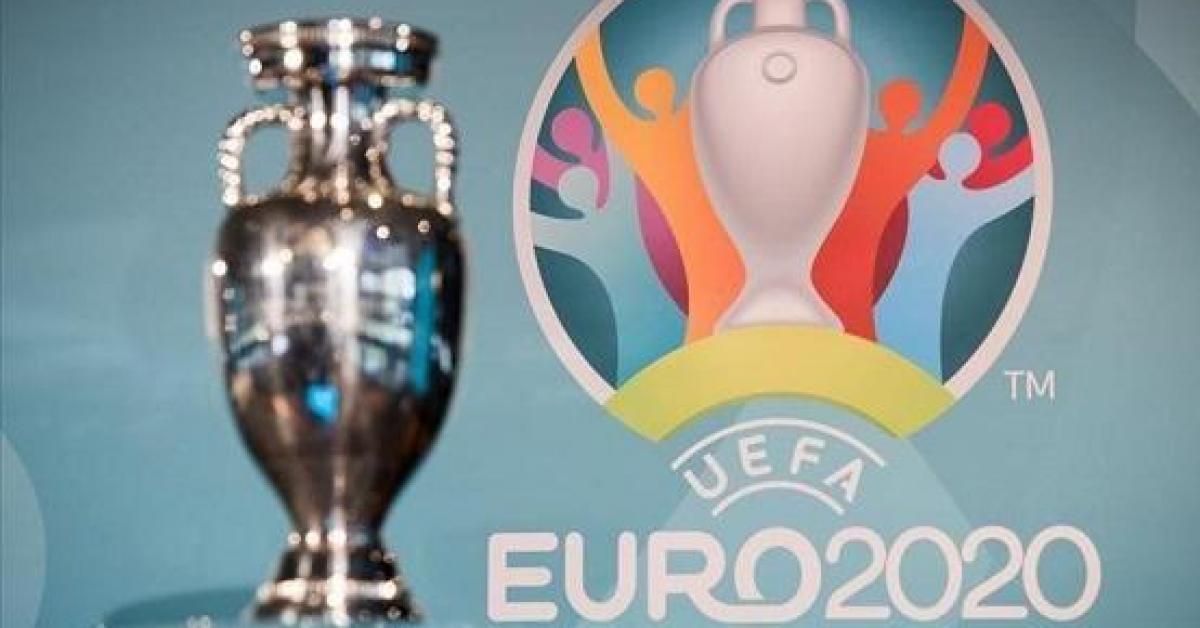 مجموعات يورو 2020