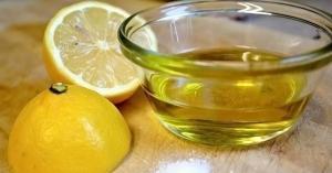 فوائد مذهلة لشرب زيت الزيتون والليمون على الريق