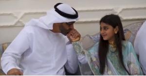 محمد بن زايد يصحح خطأ غير مقصود بحق طفلة.. فيديو
