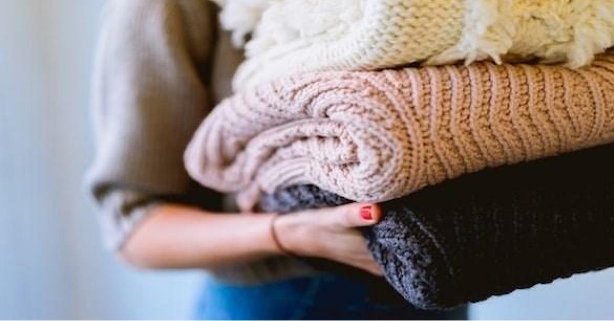 كيف تحيي ملابسك الشتوية القديمة؟
