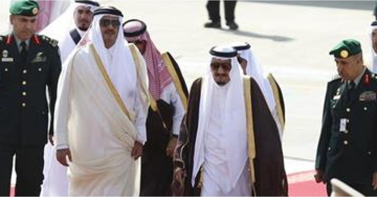 تغير مفاجئ في العلاقات القطرية السعودية