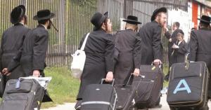 منع يهود من دخول الأردن بسبب لباسهم