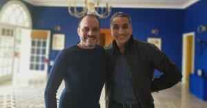 باسم يوسف: شكراً للأمير علي