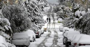 اخر التحديثات حول منخفض الغد… هل يحمل الثلوج؟
