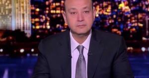 بالفيديو.. عمرو أديب يبكي على الهواء
