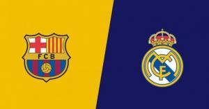القنوات الناقلة لمباراة برشلونة وريال مدريد