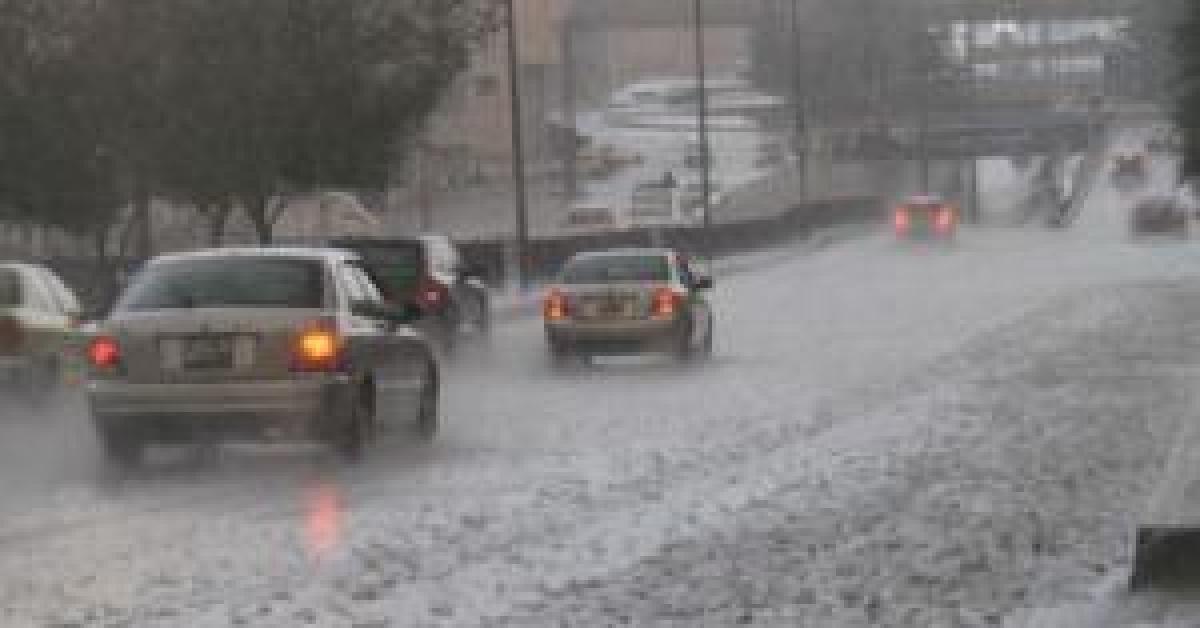 منخفض جوي بارد وماطر يؤثر على المملكة غدا