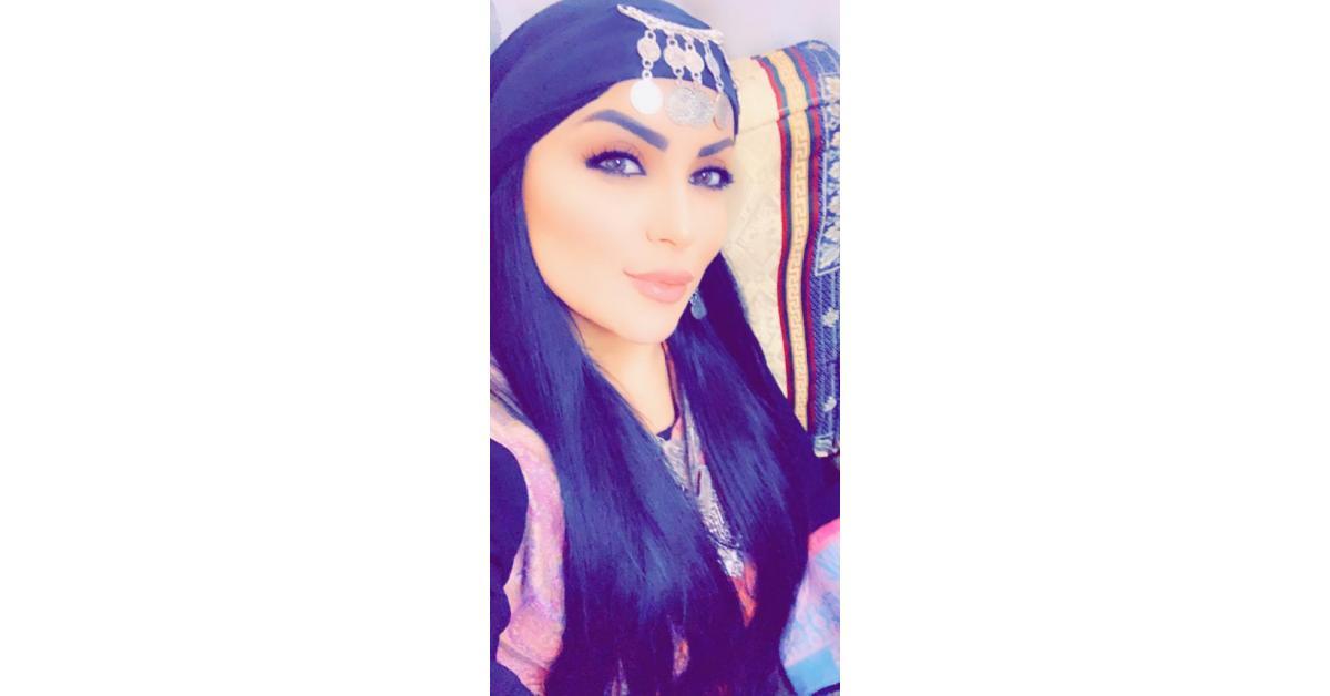 الفنانة كاترين علي تكشف عن آخر أعمالها لسما الأردن.. صور