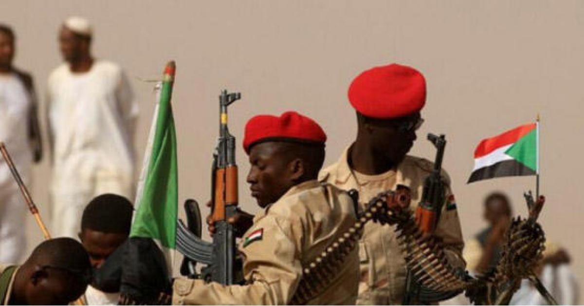 تمرد عناصر في المخابرات السودانية