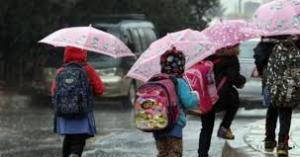 تأخير دوام المدارس الحكومية والخاصة في هذه المحافظات