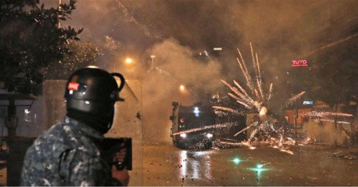 لبنان .. 400 جريح في اشتباكات ليل السبت