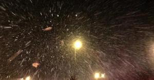أين ستتساقط الثلوج يوم غد الثلاثاء؟