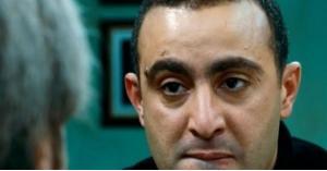 انفعال أحمد السقا على أحد الصحفيين بسبب زوجته