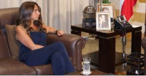 من هي زينة عكر عدرا وزيرة دفاع لبنان الجديدة؟
