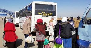 عودة 630 سوريا من الأردن ب24 ساعة