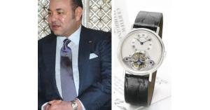 تفاصيل جديدة في قضية سرقة ساعات ملك المغرب