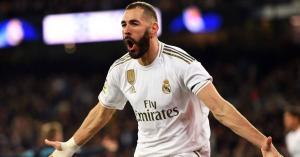 بنزيما يقود التشكيلة المتوقعة لريال مدريد ضد بلد الوليد