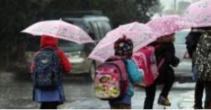 تحذير من وزارة التربية بسبب حالة الطقس