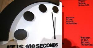 مائة ثانية حتى يوم القيامة .. العلماء يتوقعون كارثة عالمية
