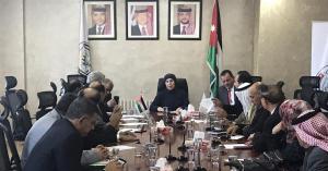 اسحاقات تستقبل ممثلين عن اتحادات الجمعيات الخيرية في المملكة