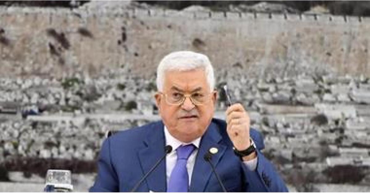 عباس: فلسطين ليست للبيع