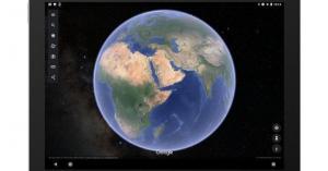 تحديث غوغل إيرث الجديد يجعلك تكتشف الفضاء من مكانك