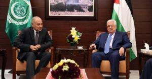 أبو الغيط يحذر من تخلص إسرائيل من عباس