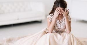 'يا فرحة ما تمت'.. عروسان يصلان قاعة الزفاف فوجدا مفاجأة صادمة
