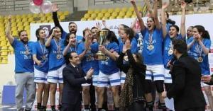 سيدات الفحيص يتوجن بسلة البطولة العربية