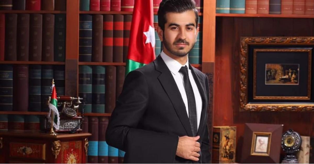 المهندس حسام ابراهيم خليفات مبروك التخرج