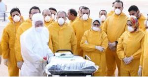 تفاصيل أول إصابة بكورونا في مصر