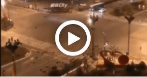 فيديو مرعب .. ما حقيقة آلاف الغربان التي تحلق فوق ووهان؟