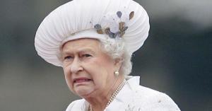 كيف تتخلص الملكة إليزابيث من المملين