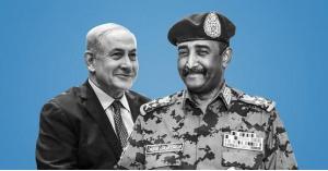 أول طائرة إسرائيلية تحلق فوق السودان