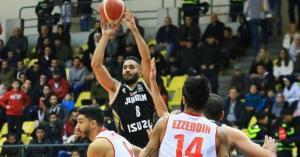 منتخب السلة يخسر أمام نظيره اللبناني