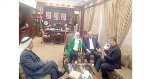 الفايز: لاءات الملك الثلاث تمثل موقف الأردن الثابت والصلب