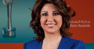 نوبة ضحك تصيب مذيعة اردنية على شاشة العربية.. فيديو