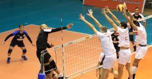 الزمالك يفتتح البطولة العربية لكرة الطائرة بالفوز على وادي موسى