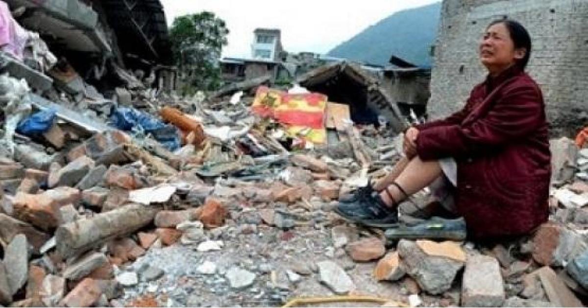 زلزال بقوة 5 درجات يضرب الصين