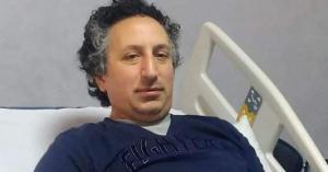 رسالة من ابو رمان بعد إجراء عملية جراحية له