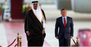 الديوان الملكي يصرح عن زيارة أمير قطر