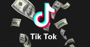 نجوم تيك توك يكسبون مليون دولار لكل مشاركة