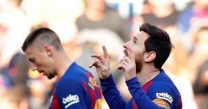 ميسي ينذر نابولي وريال مدريد