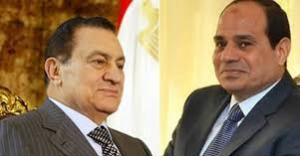جنازة عسكرية لحسني مبارك بأوامر من السيسي