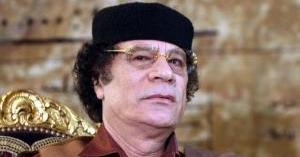 رسالة خطية من أرملة القذافي لدونالد ترامب